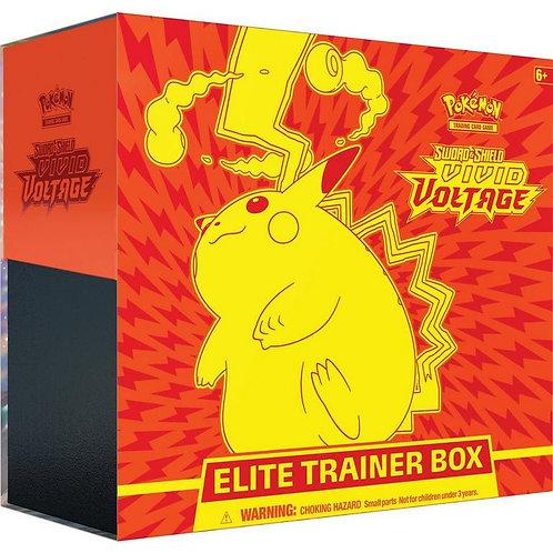 Pokémon: Vivid Voltage Elite Trainer Box