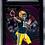 Thumbnail: SGC 10 Gem Mint - 2020 Panini Select Jordan Love #347 Field Purple Prizm