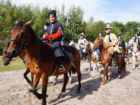 Под Калининградом воссоздали победу Русской армии над Пруссией.Реконструкция сражения при Гросс-Егер