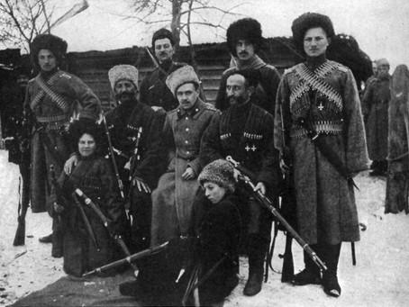 Какие казачьи войска больше всего пострадали после революции