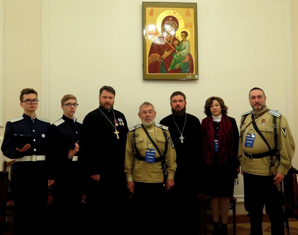 Участники Конференции с Архиепископом Калининградским и