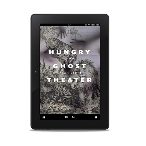 Hungry Ghost Theater: A Novel E-book