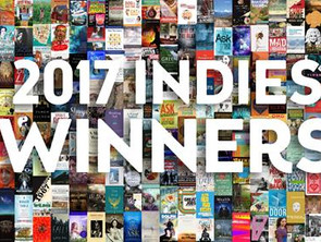 Show Her a Flower, A Bird, A Shadow wins the 2017 Indies Book of the Year for Literary Fiction
