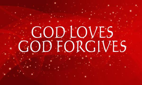 God Forgives!