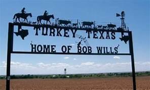 Turkey, Texas!