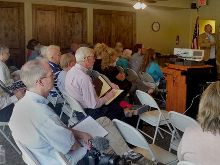 Sandy Creek Presentations