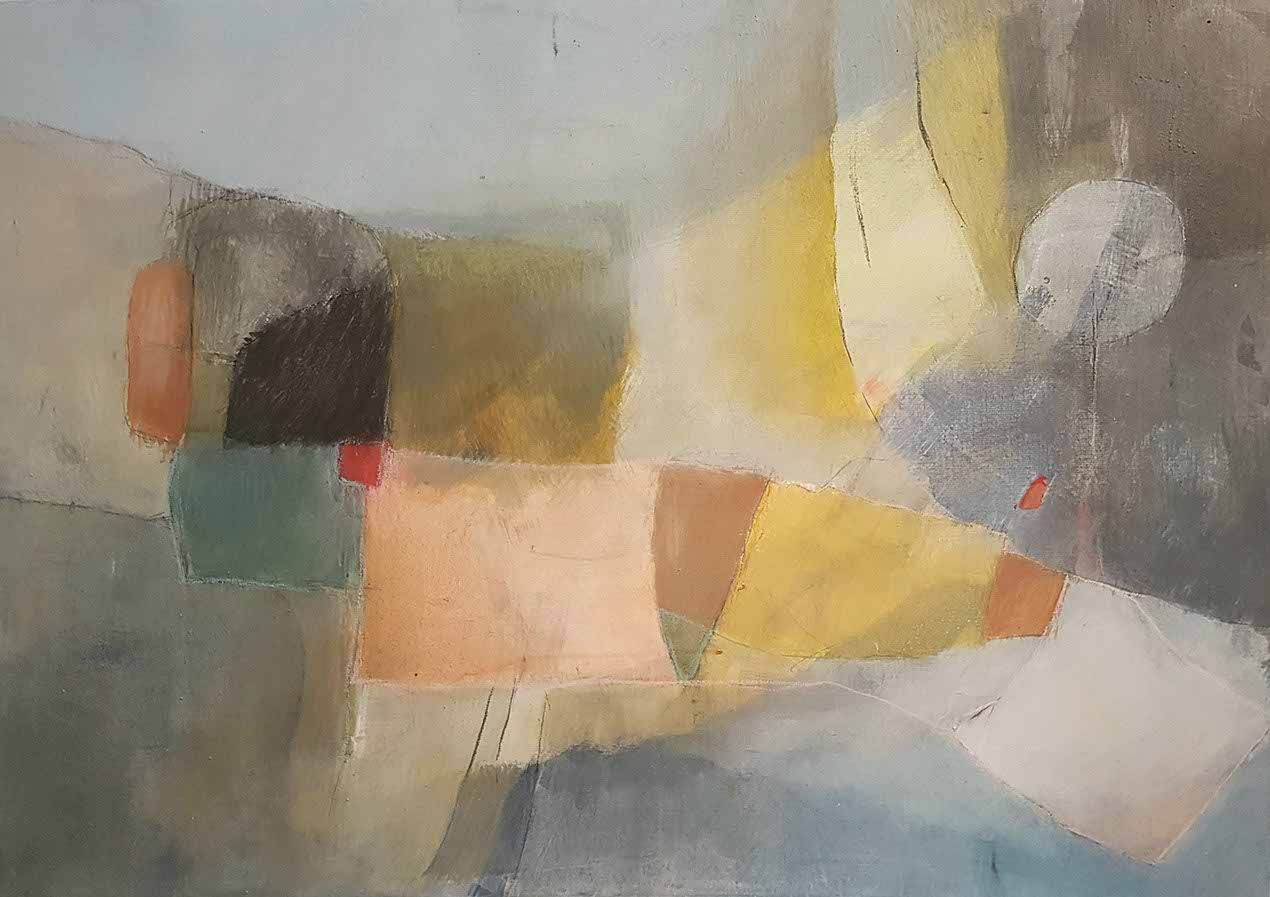 Abstraction, Pastel