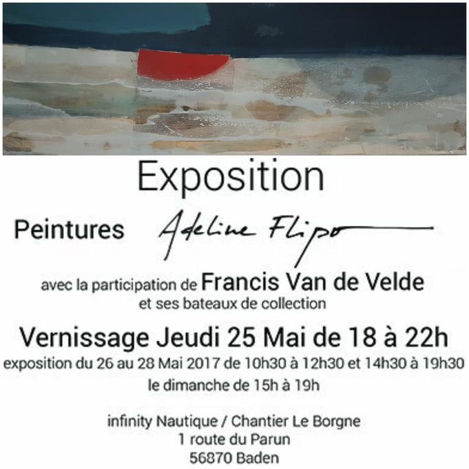 Exposition en Bretagne
