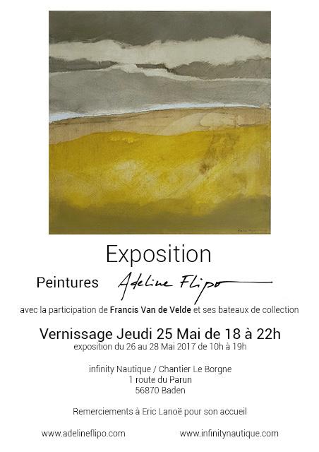 Exposition de peintures et de bateaux de collection !