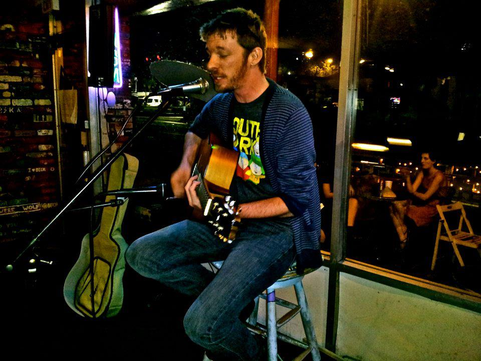 Austin's Coffee Open Mic