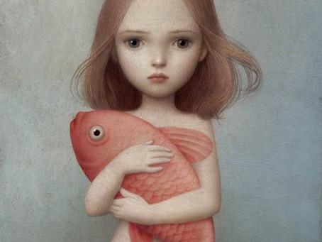 Il pesce: l'unico essere vivente che non conosce l'acqua.
