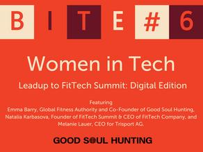 Soul Bites #6 | Women in Tech