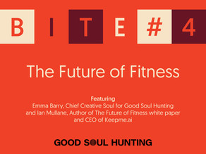 Soul Bite #4 | The Future of Fitness