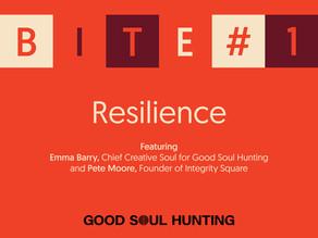 Soul Bite #1 | Resilience