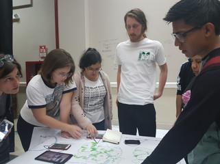 Mapeo Critico; transdisciplinary workshop, UArtes