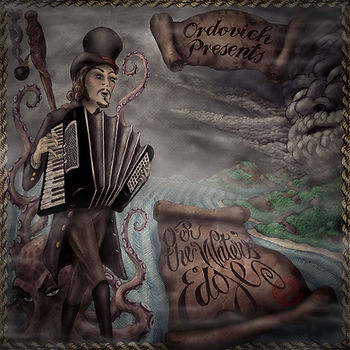 Ordovich, Album Cover, O'er the Water's Edge, 2013