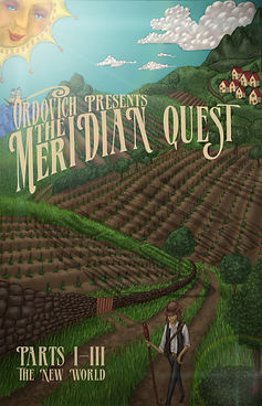 Ordovich Presents the Meridian Quest Part I-III