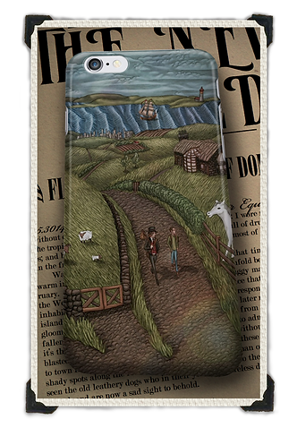 Phone Cover by Ordovich