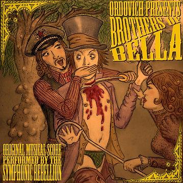 Ordovich, Album Cover, Brothers of Bella, 2011