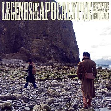 Ordovich, Album Cover, Legends of the Apocalypse, 2012