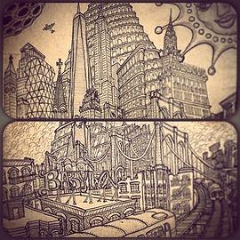 Brooklyn Babylon by Ordovich