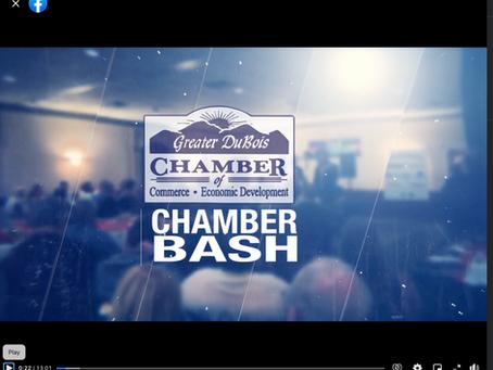2020 Virtual DuBois Chamber Bash