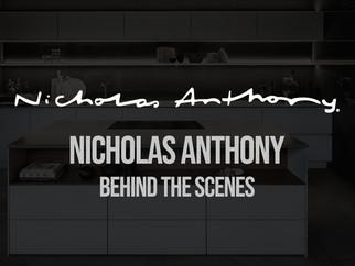 Nicholas Anthony - Behind The Scenes