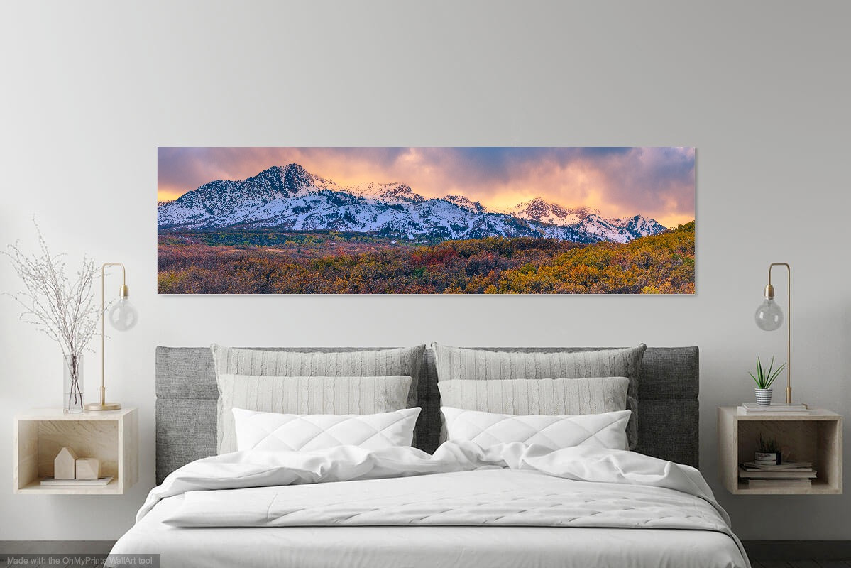 Metal Print Collection (Rise Up)