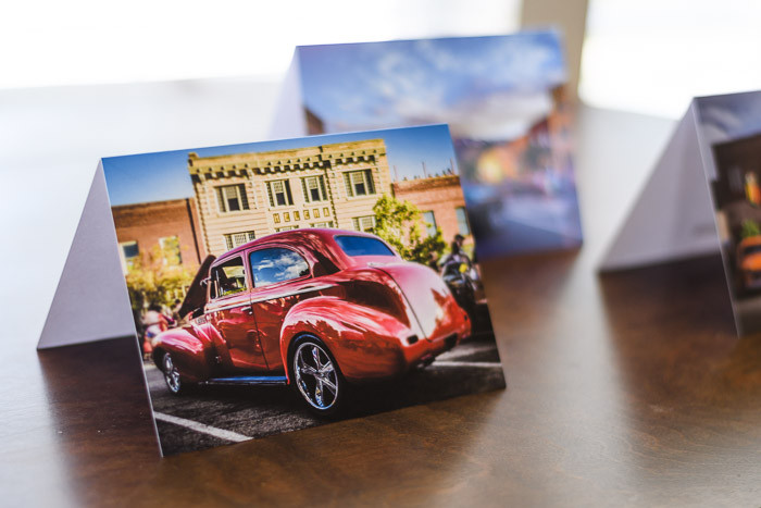 Car Show Card