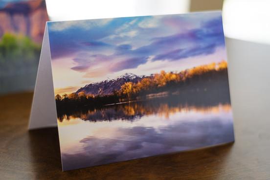 21st Pond Card