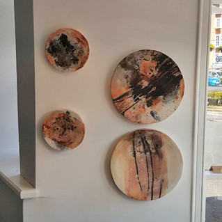 Emerging Potters Exhibition - Bils and Rye