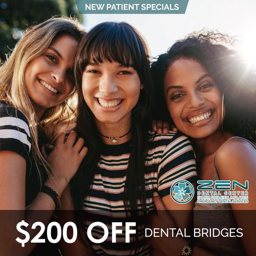Zen dental_NEW PATIENT SPECIALS_$200off