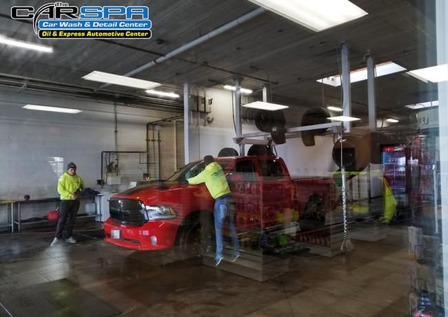 The Car Spa Car Wash, Detail Center, & O