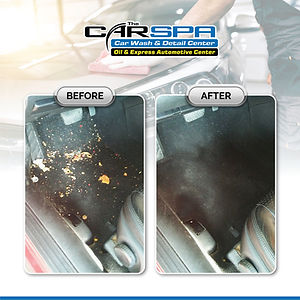The Car Spa Car Wash & Detail Oil Express Change in Tinley Park, IL