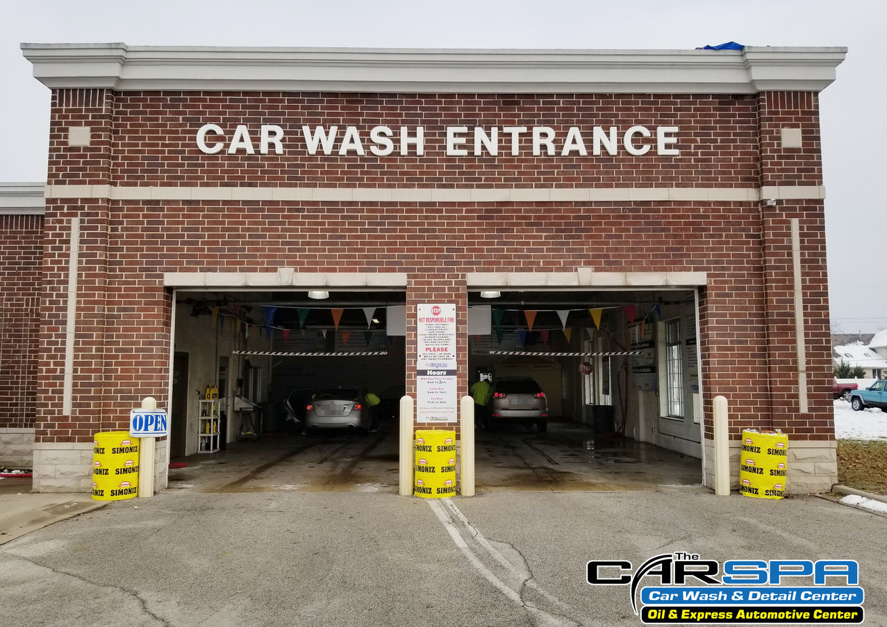 The Car Spa Car Wash, Detail Center, & O