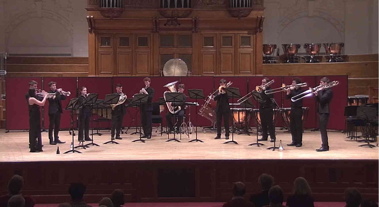 Royal College of Music Brass Dectet