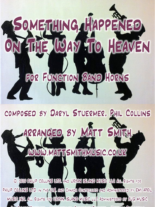 Something Happened...To Heaven by Phil Collins - Function Band Horn Section