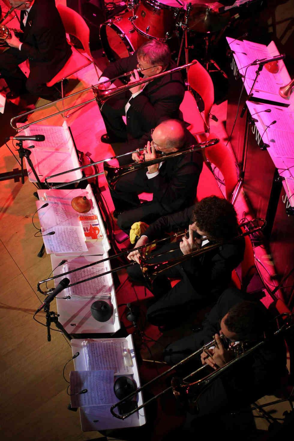 Jonathan Wyatt Big Band
