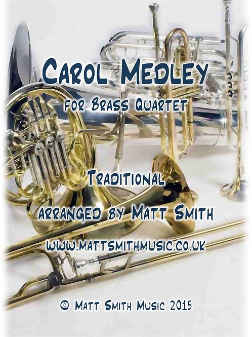 Carol Medley - Brass Quartet/Quintet