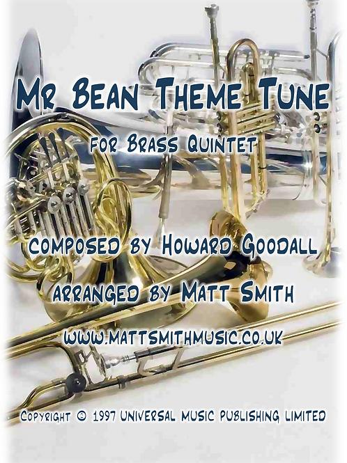 Mr Bean Theme Tune by Howard Goodall - Brass Quintet
