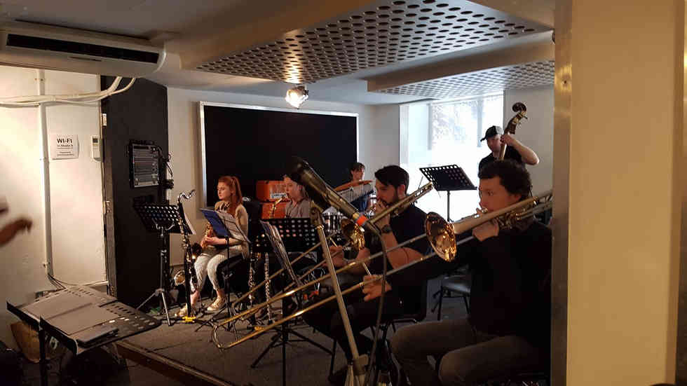 London Connection Jazz Orchestra