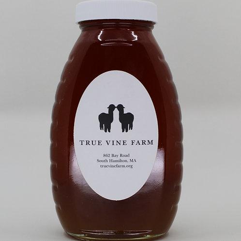 Raw Filtered Honey