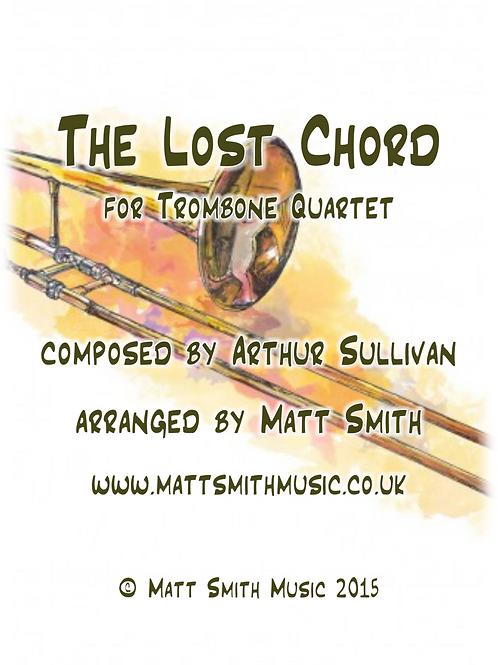 The Lost Chord by Arthur Sullivan - Trombone Quartet