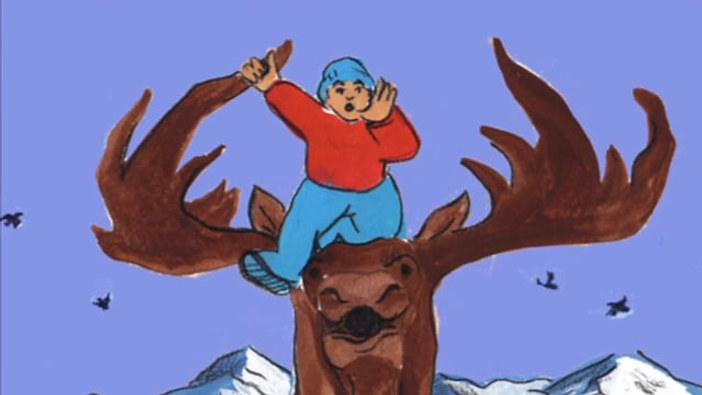 Me & My Moose