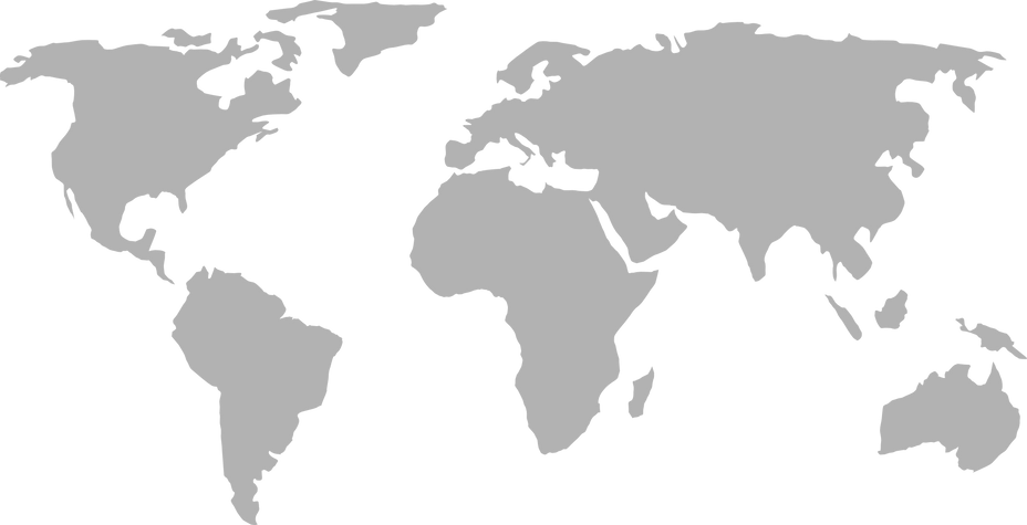 Map of the Globle