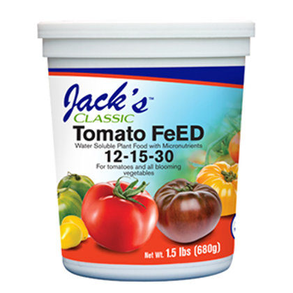 Jack's Classic Tomato Feed 12-15-30  1.5 lb