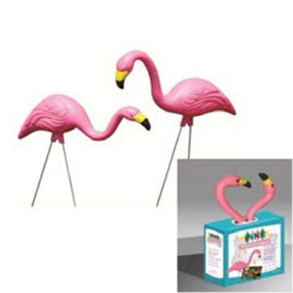 Bloem 2-pack Pink Flamingos