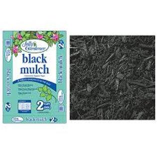 Black Mulch 2 cu ft
