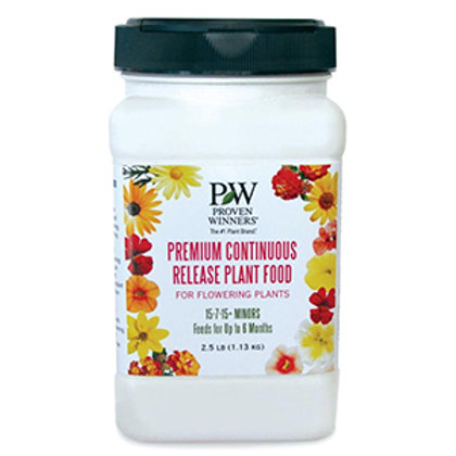 Proven Winners 2.5 lb Premium Continuous Release Plant Food