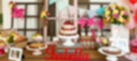 Decoração Casamento - Festa 15 Anos - Festa Infantil - Produção Evento - Curitiba - Atelier 16 - Tatiane Amaro - 1 ano Isabella - Piquenique